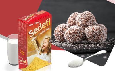 Bombicat me biskota Sedefi
